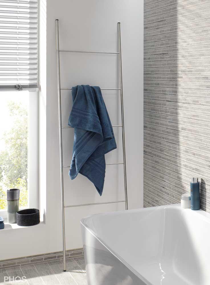 Handtuchregal aus Edelstahl in bester Qualität