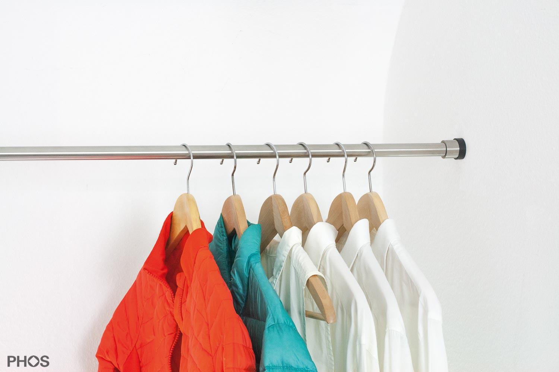 Bevorzugt Kleiderstange XY94