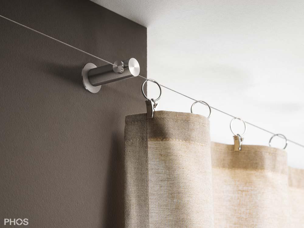 gardinen deko gardinen aufh ngen drahtseil pictures gardinen dekoration verbessern ihr. Black Bedroom Furniture Sets. Home Design Ideas