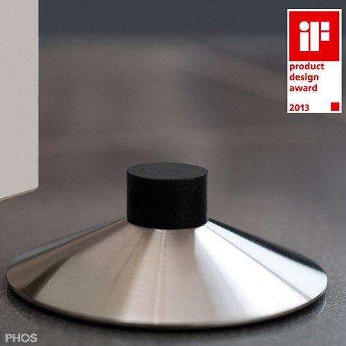 Türstopper metallisch Glänzend turstopper ! Verschraubbar