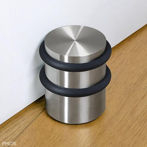 t rstopper f r boden und wand aus edelstahl verschraubt und ohne montage. Black Bedroom Furniture Sets. Home Design Ideas