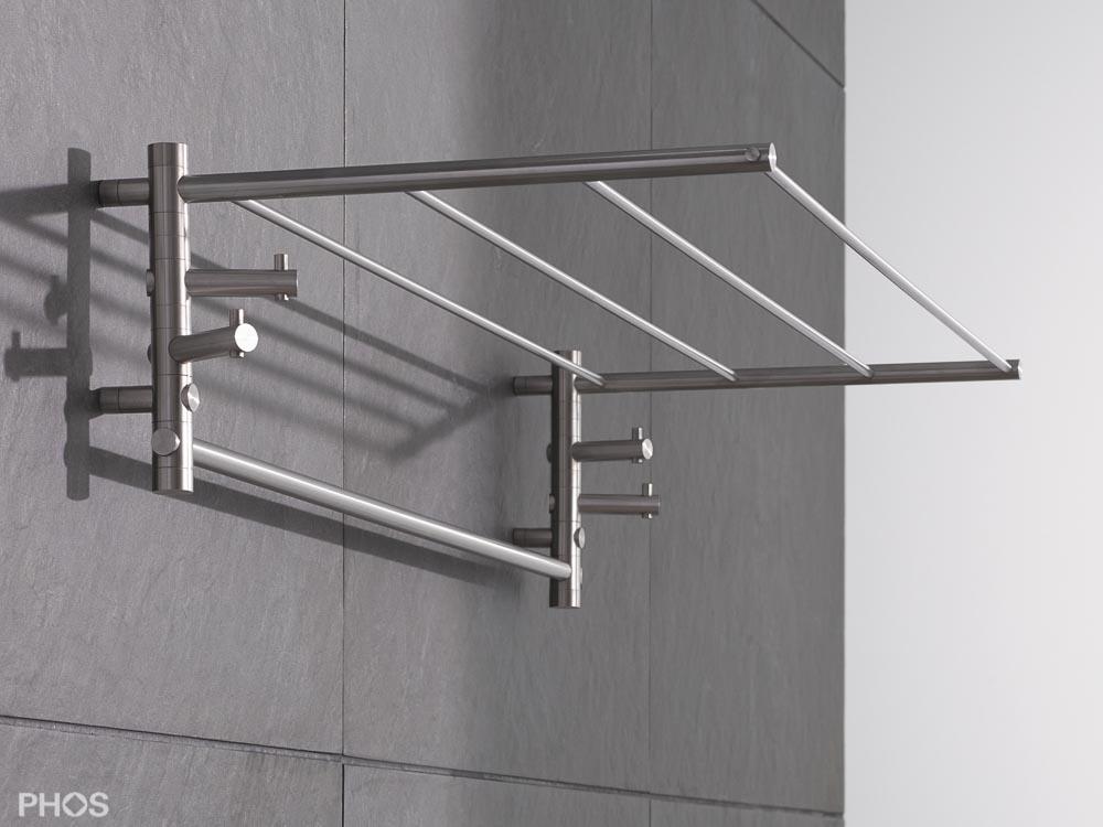 garderobe edelstahl catlitterplus. Black Bedroom Furniture Sets. Home Design Ideas