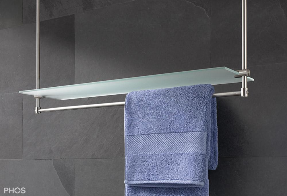 dusche mit glasablage raum und m beldesign inspiration. Black Bedroom Furniture Sets. Home Design Ideas