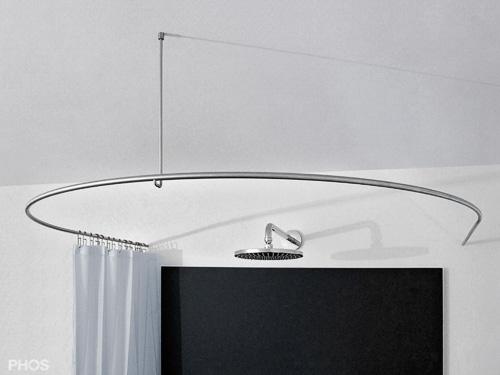 duschvorhang clevershower mdr einfach genial. Black Bedroom Furniture Sets. Home Design Ideas