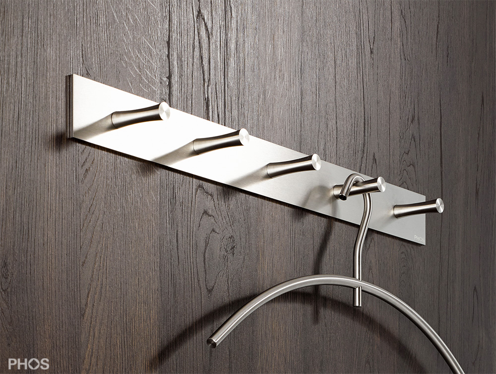 garderobenleiste. Black Bedroom Furniture Sets. Home Design Ideas
