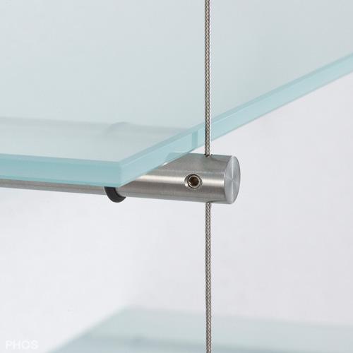 spiegelhalter edelstahl glashalter und spiegelhalter. Black Bedroom Furniture Sets. Home Design Ideas