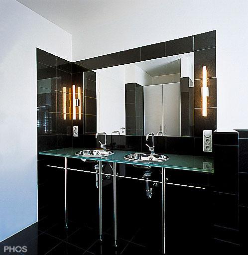 Doppelwaschbecken Edelstahl edelstahl design sonderanfertigungen phos design gmbh