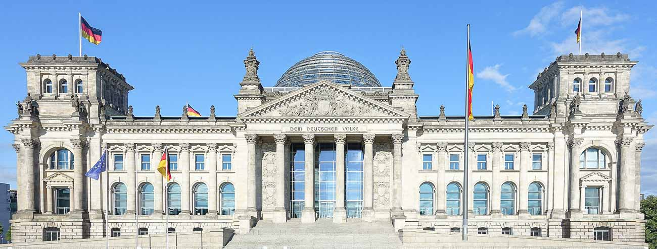 Deutscher Bundestag Berlin